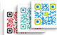 Customised High Rez QR Codes